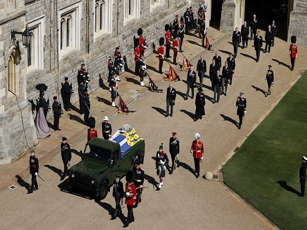 Britons hold minute's silence to honour Prince Philip (Photo Credit: Reuters)