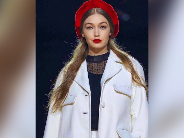 Supermodel Gigi Hadid (Image Source: Instagram)