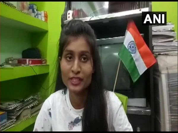 Richa Bharti was arrested for allegedly posting objectionable comments on Facebook. Photo/ANI