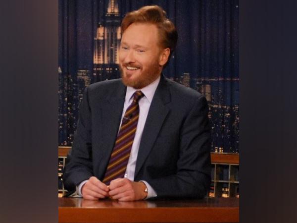 Conan O'Brien (Image courtesy: Instagram)