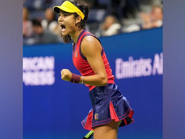 Emma Raducanu (Photo: Twitter/US Open)