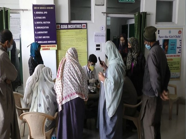 Visual from the medical camp