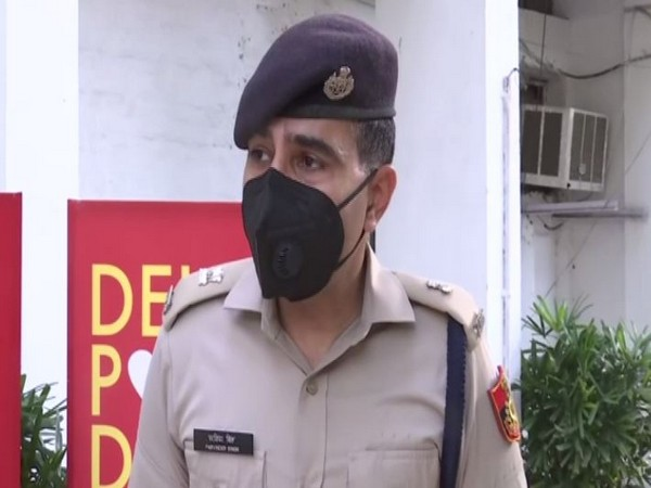 Parvinder Singh, Additional DCP speaking to ANI on Wednesday
