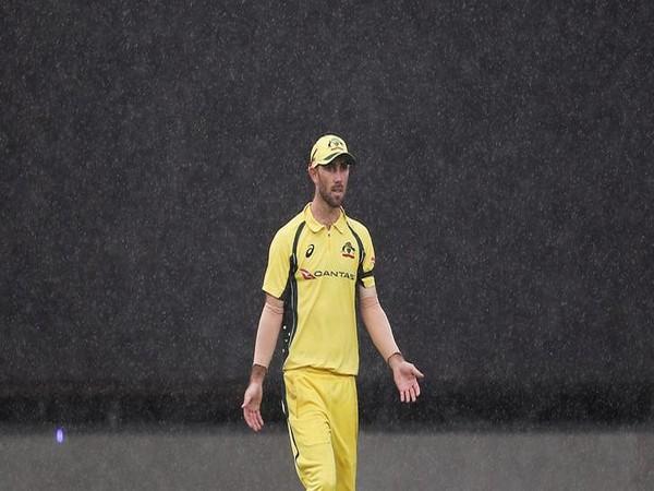 Australia all-rounder Glenn Maxwell