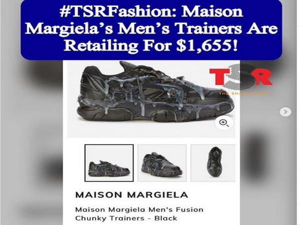 Weird luxury sneakers trigger Instagram