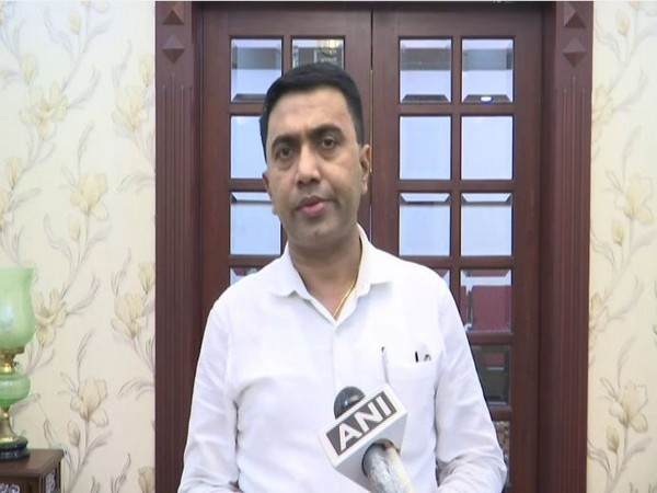 Goa Chief Minister Pramod Sawant (Photo/ANI)