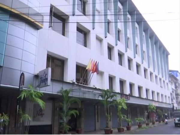 Visual of a hotel in Goa.