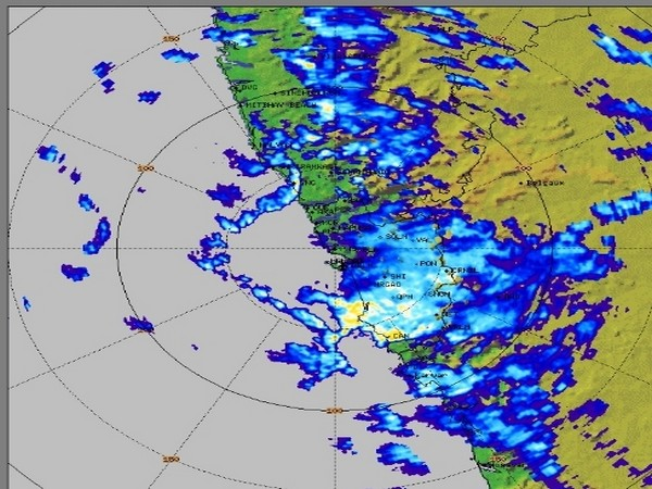 Light to moderate rainfall spells are very likely over North and South Goa districts on Saturday. (Photo/ANI)