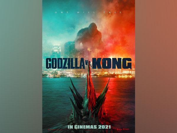 Poster of 'Godzilla vs. Kong' (Image source: Twitter)