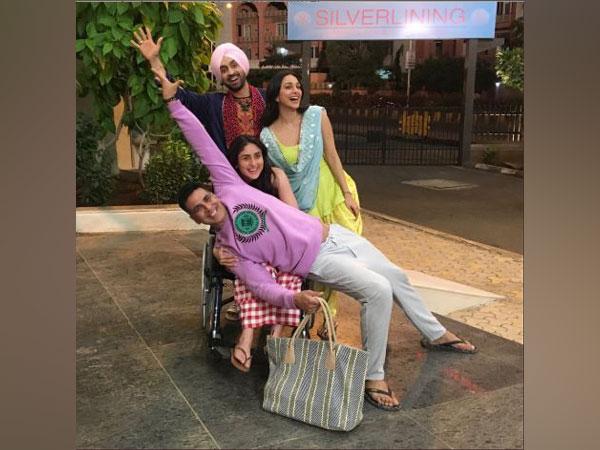 Akshay Kumar, Kareena Kapoor Khan, Diljit Dosanjh, Kiara Advani