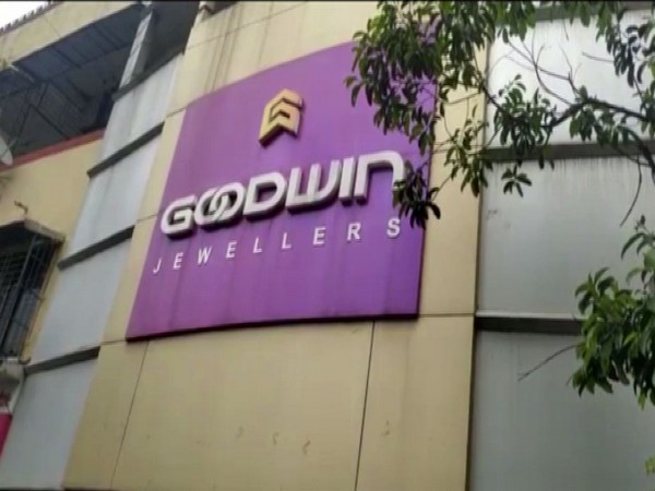 Visual of Goodwin Jewellers' branch at Dombivali, Maharashtra.