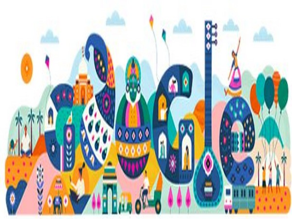 Google marks India's 71st Republic Day with a doodle