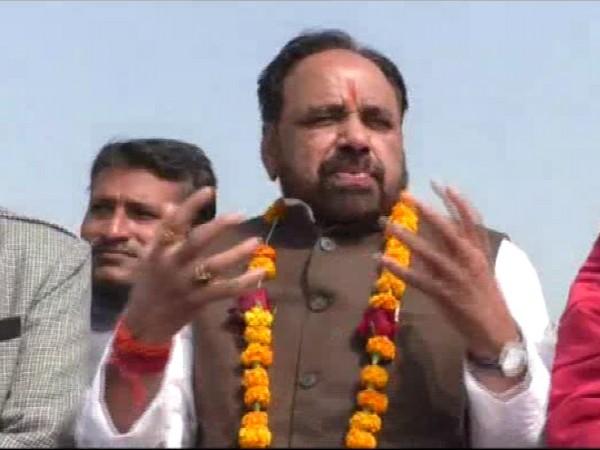 Leader of Opposition Gopal Bhargava