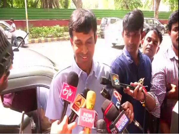 PV Sindhu's coach Pullela Gopichand speaking to media on Tuesday