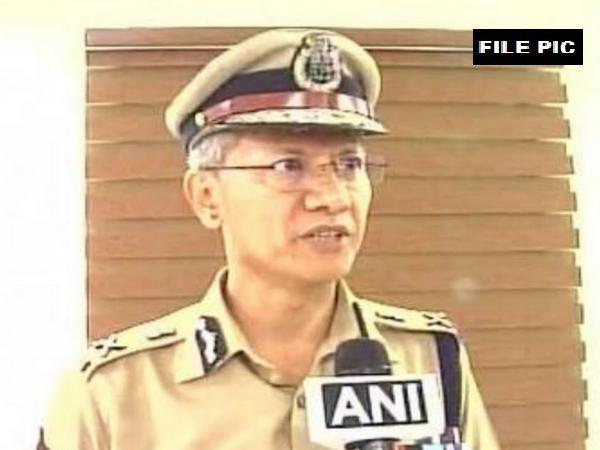 AP DGP Damodar Goutam Sawang (file pic)