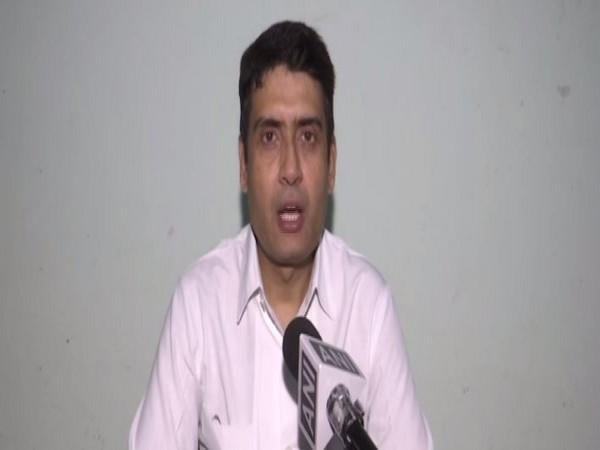 Congress leader Deepak Singh (Photo: ANI)