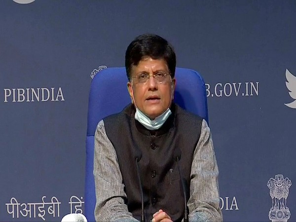 Union Minister Piyush Goyal (File Photo/ANI)