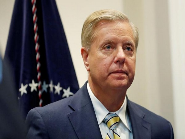 Senior Republican Senator Lindsey Graham (file photo)