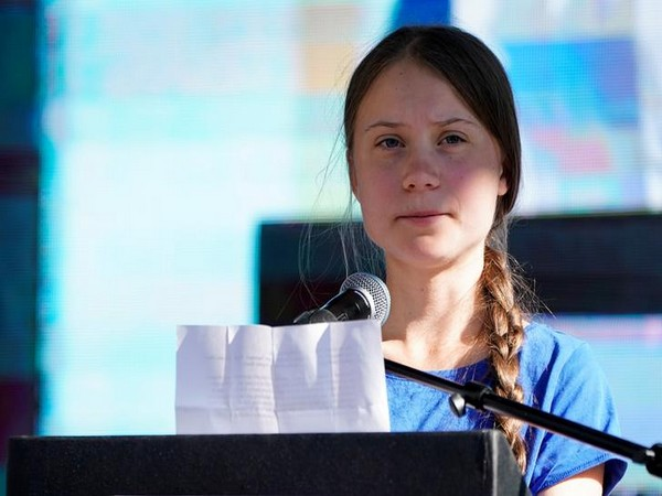 Swedish teen climate activist Greta Thunberg (File photo)