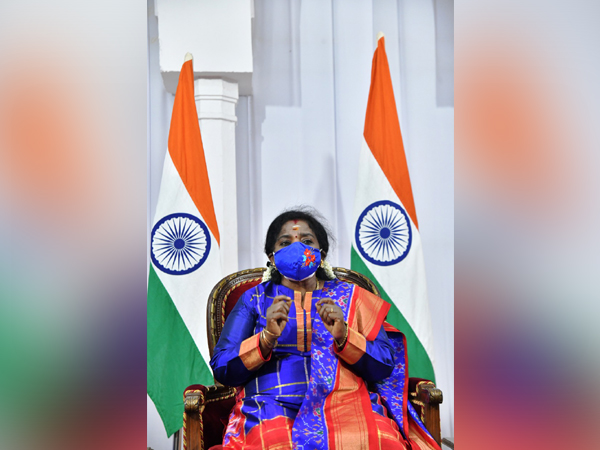 Governor of Telangana, Dr Tamilisai Soundararajan (Photo/Twitter)
