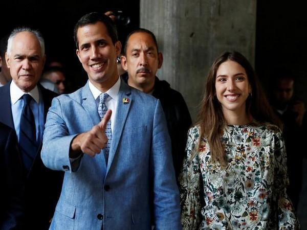 US-backed interim President of Venezuela Juan Guaido (File photo)