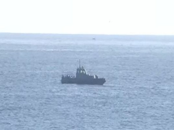 Indian Navy and Indian Coast Guard have deployed warships, at some distance from the shore in Mamallapuram to provide security to the Xi-Modi summit