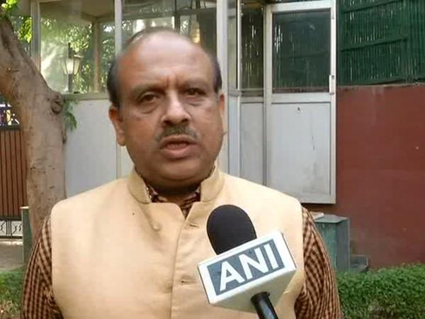 BJP leader Vijender Gupta (File photo)