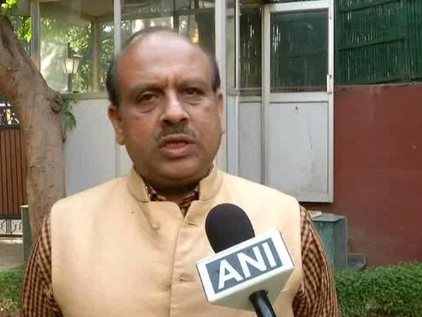 Leader of Opposition in Delhi Vidhan Sabha Vijender Gupta