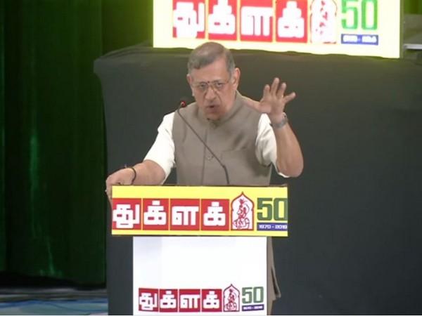 S Gurumurthy (File Photo)