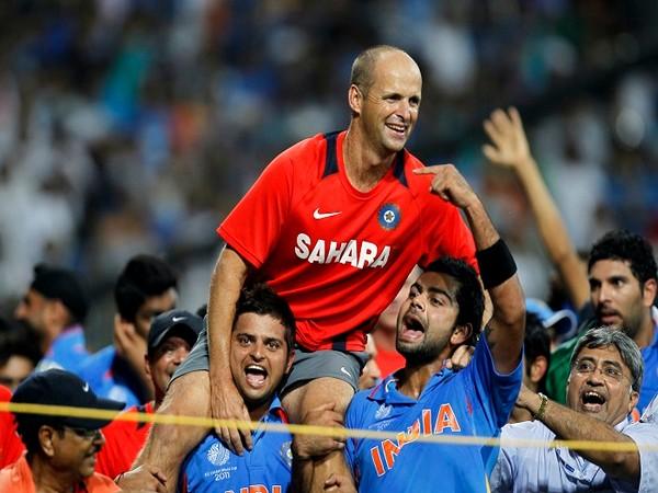 Former Team India's coach Gary Kirsten