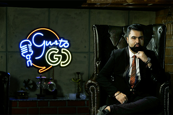 GD Singh, Founder of AACCI, Passion Vista Magazine, Unified Brainz Virtuoso Ltd and a talk show 'Gusto with GD'