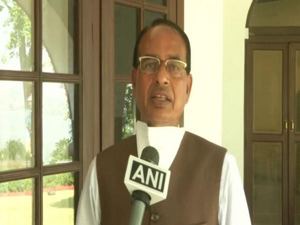 MP Chief Minister Shivraj Singh Chouhan (Photo/ANI)