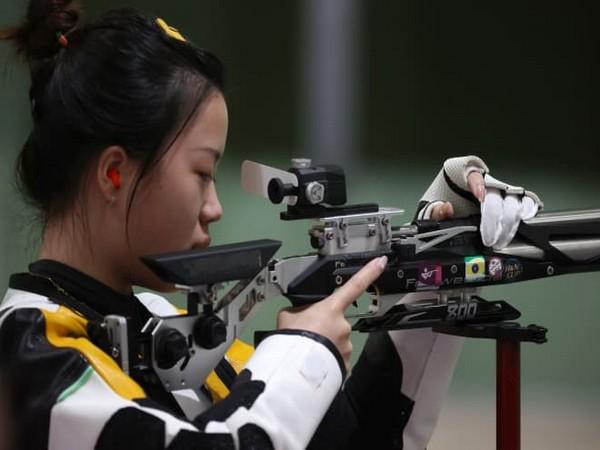 China's Qian Yang (Photo: Olympics/Tokyo 2020)
