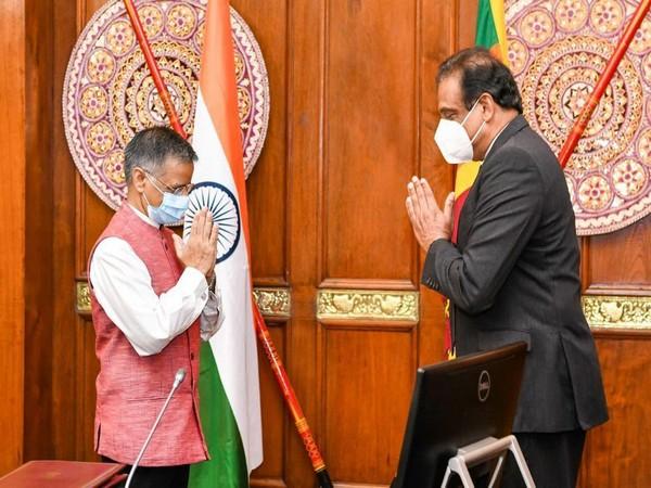 India, Sri Lanka formalise agreement on Line of Credit worth USD 100 mn (Photo Credit: Twitter/ Gotabaya Rajapaksa)