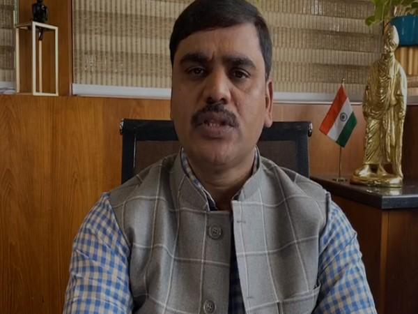 Andhra Pradesh BJP general secretary Vishnuvardhan Reddy (file pic/ANI).