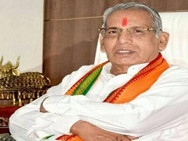 Senior Chhattisgarh BJP leader Banshilal Mahto