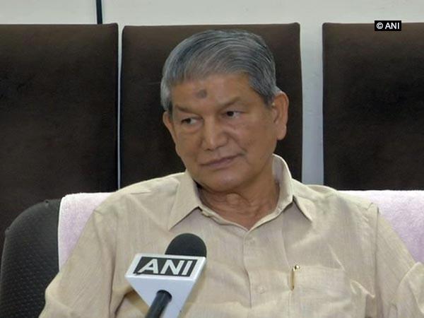 Former Uttarakhand chief minister Harish Rawat (Photo/ANI)