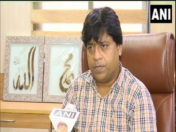 Syed A Maqsood, Secy, Fish Importer's Association of Kolkata talking to ANI.