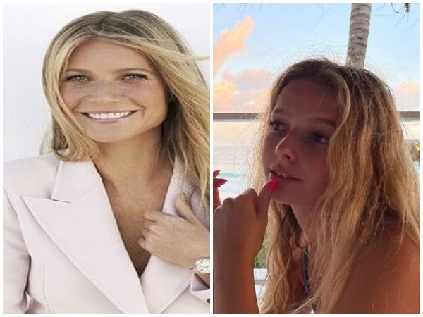 Gwyneth Paltrow and her daughter (Image courtesy: Instagram)