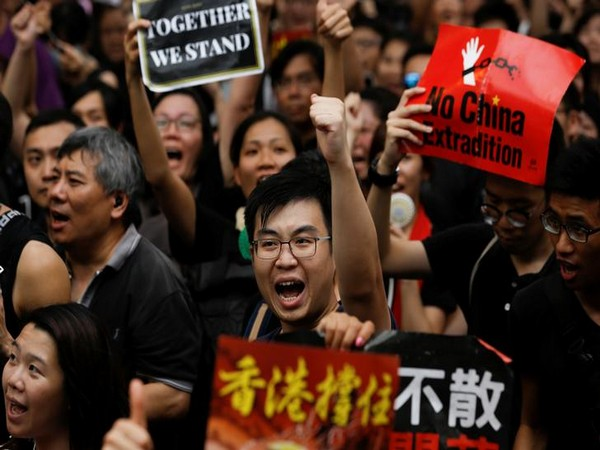 Sunday protests in Hong Kong (File photo)