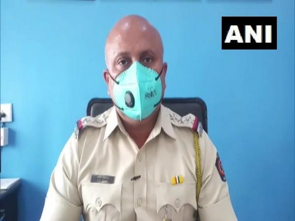 Inspector Prashant Mahajan, Kadim Jalna Police Station.