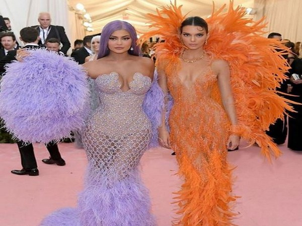 Kylie and Kendall Jenner at the Met Gala (Image courtesy: themetgalaofficial Instagram)