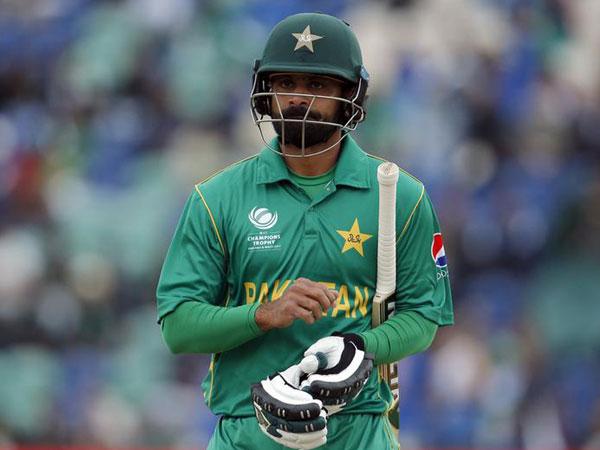 Pakistan all-rounder Mohammad Hafeez