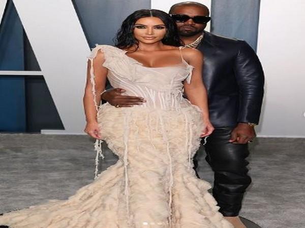 Kim Kardashian West, Kanye West (Image courtesy: Instagram)