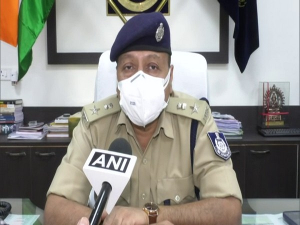 Amit Sanghi Superintendent of Police Gwalior