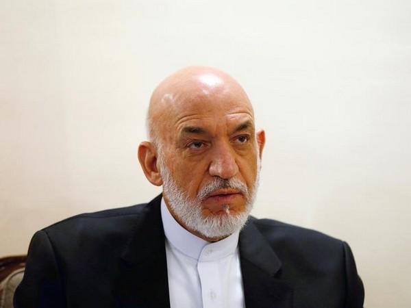 Former Afghanistan President Hamid Karzai (File photo)