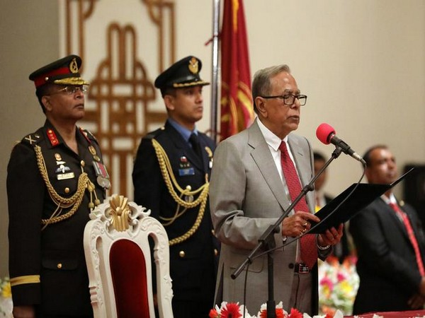 Bangladesh President Abdul Hamid (Photo/Reuters)