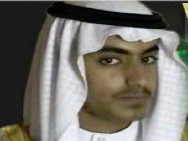 Hamza bin Laden (File photo)