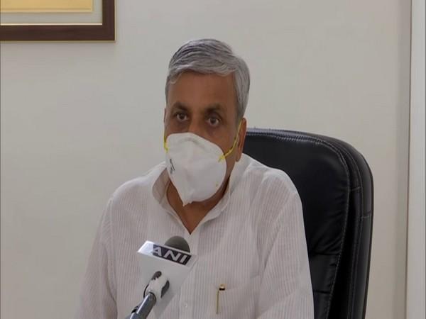 Haryana Agriculture Minister Jai Prakash Dalal (File photo)