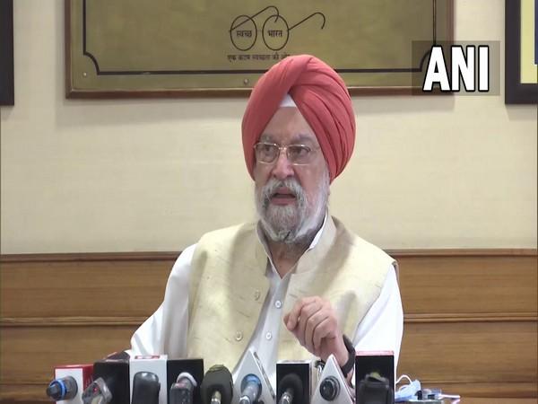 Union Petroleum Minister Hardeep Singh Puri (File Photo/ANI)